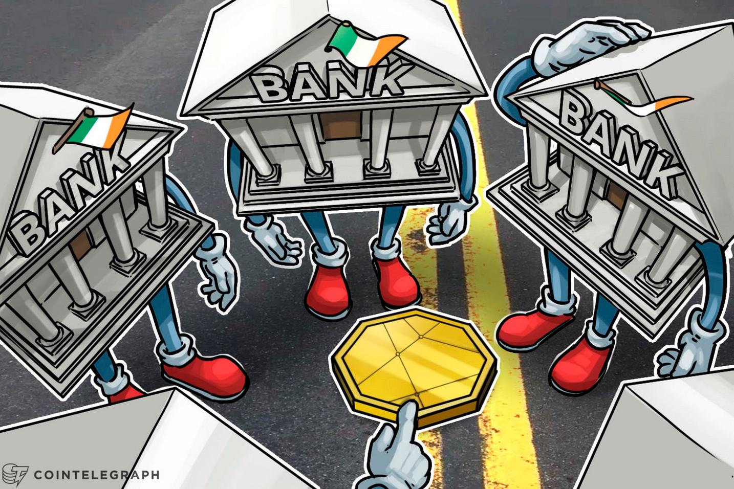 El agente de bolsa irlandés de Bitcoin afirma que los bancos del país están cerrando cuentas relacionadas con Cripto