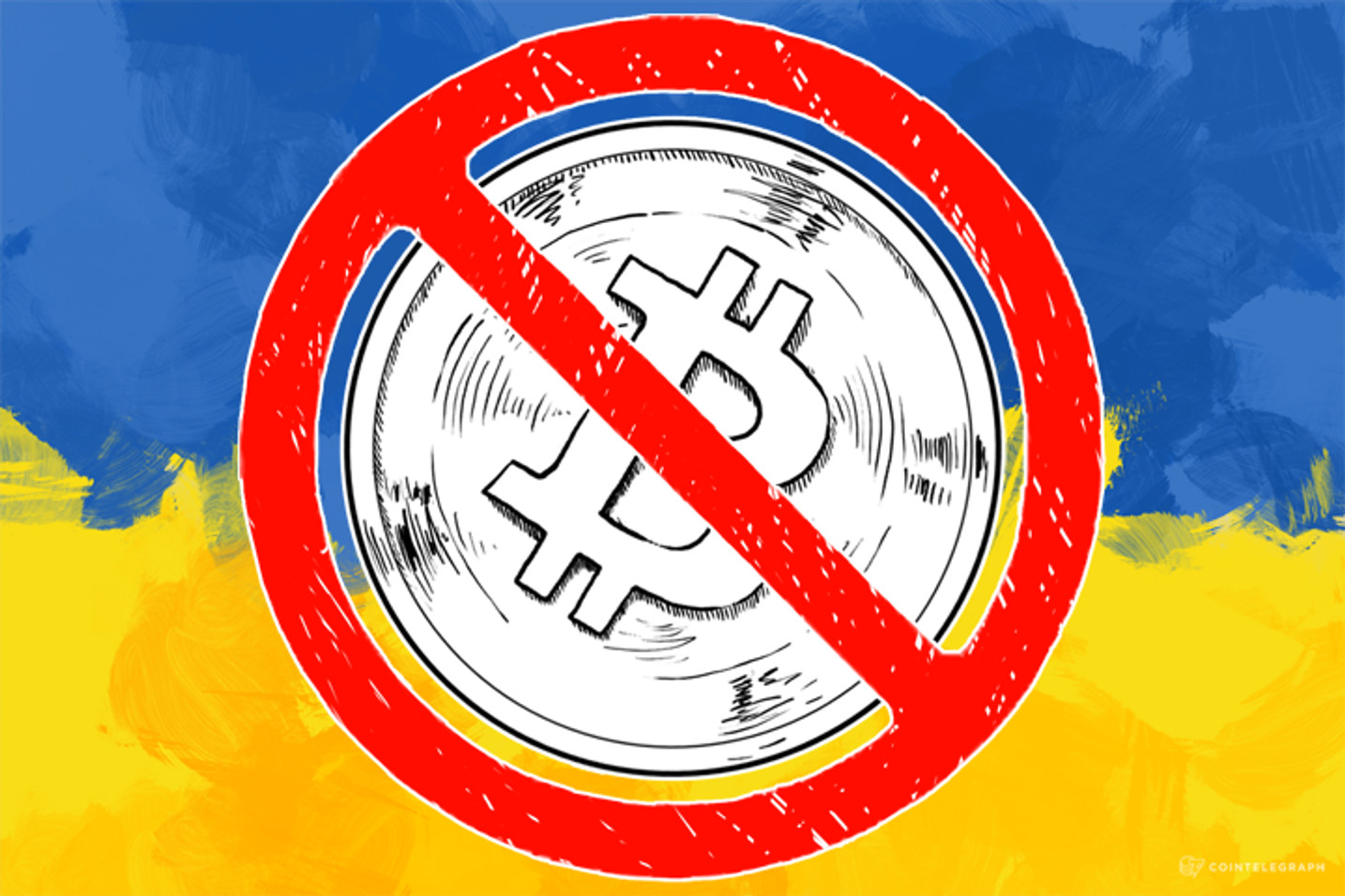 Ukraine Hardens Stance on Bitcoin as Russia Lowers Proposed Penalties for Crypto Users