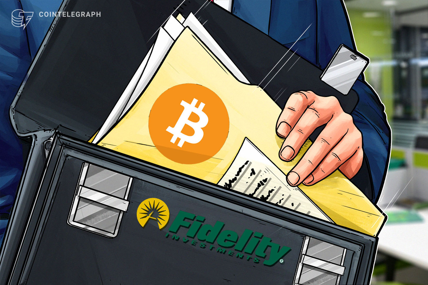 Report: Fidelity Sets March Launch Date for Bitcoin Custody Service