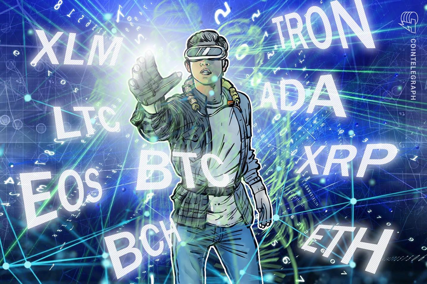Kursanalyse, 23. Mai: Bitcoin, Ethereum, Bitcoin Cash, Ripple, Stellar, Litecoin, Cardano, TRON, EOS