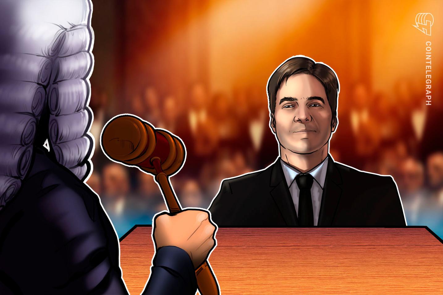 Craig Wright no reveló sus tenencias de Bitcoin en un caso judicial, dice un abogado