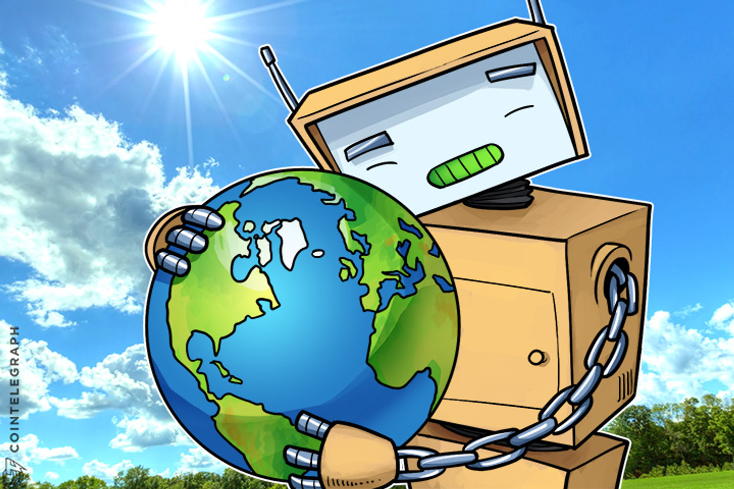 UN May Utilize Blockchain in Climate Change