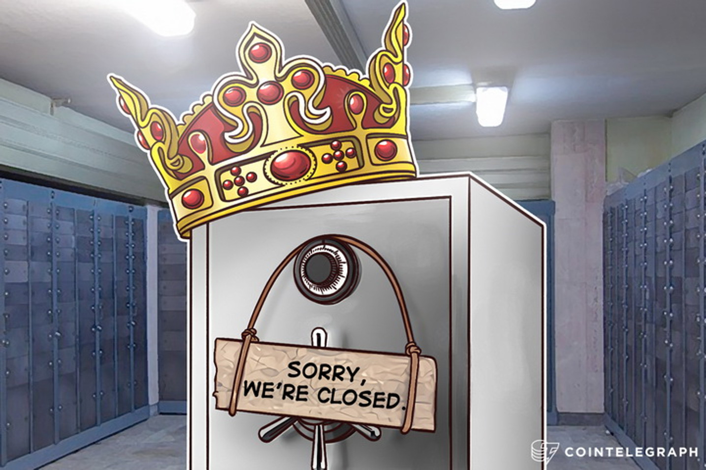 Largest Swedish Gold Dealer Has Bank Accounts Closed: Time for Bitcoin?