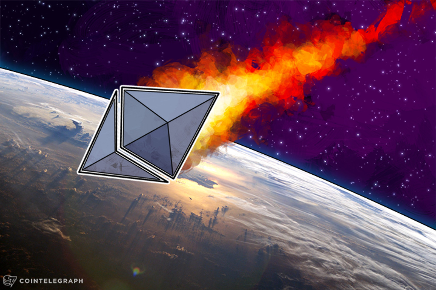 Ether Dump? Price Falls Back to Earth as Trading Floors Open