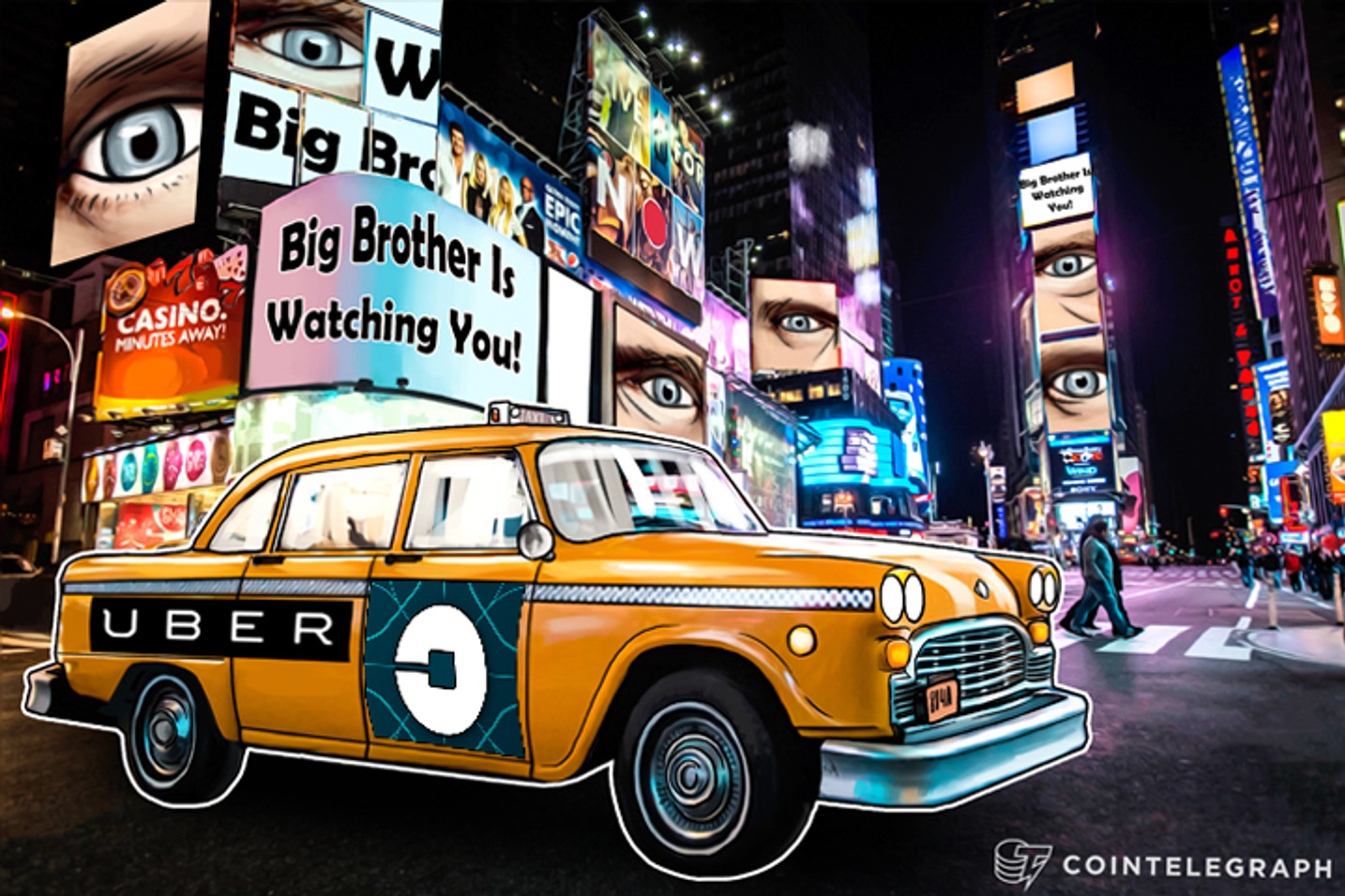 Uber Collects User Location Data, New York City Demands Access