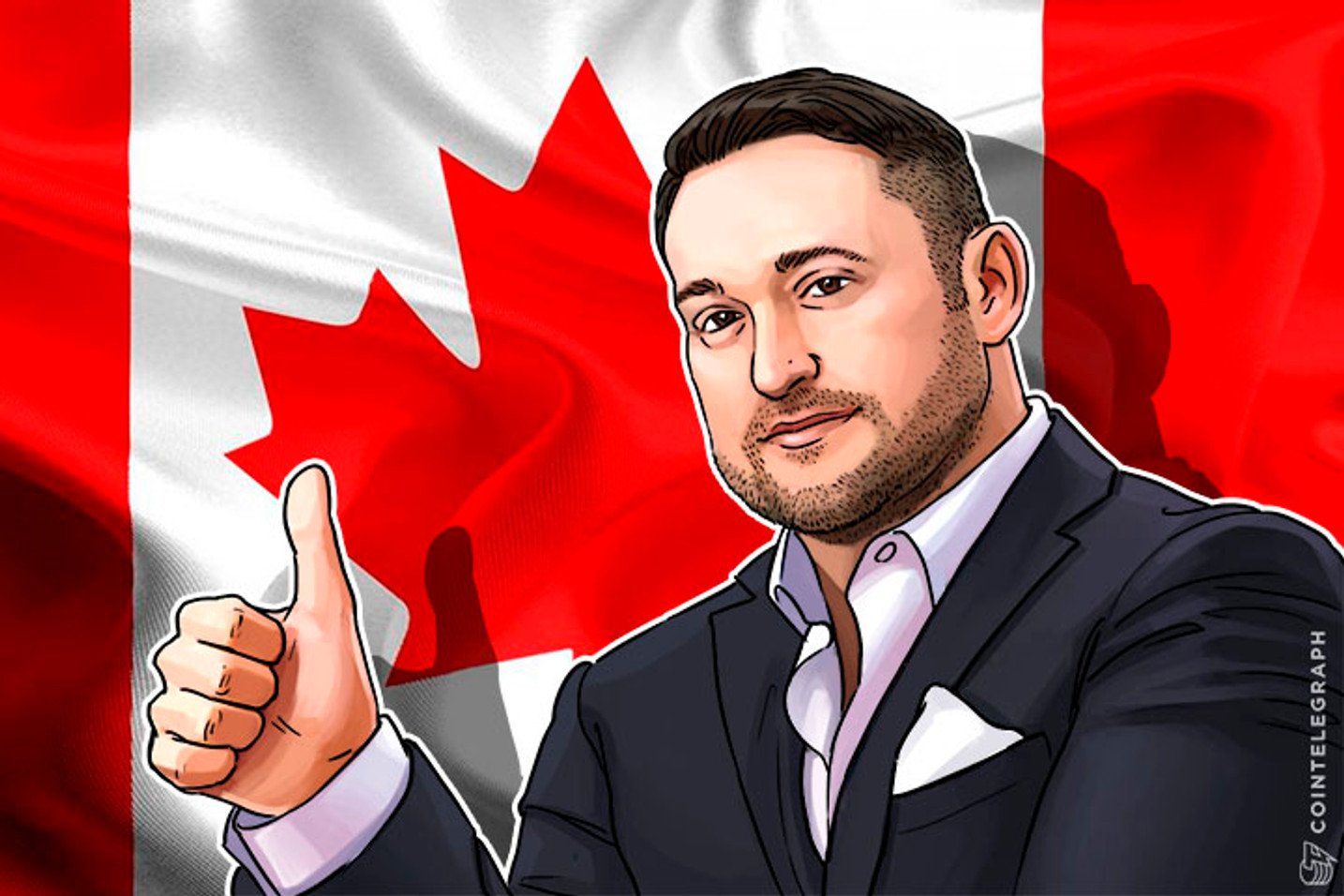 Blockchain Revolution Comes to Canada, Vanbex Partners NetCents