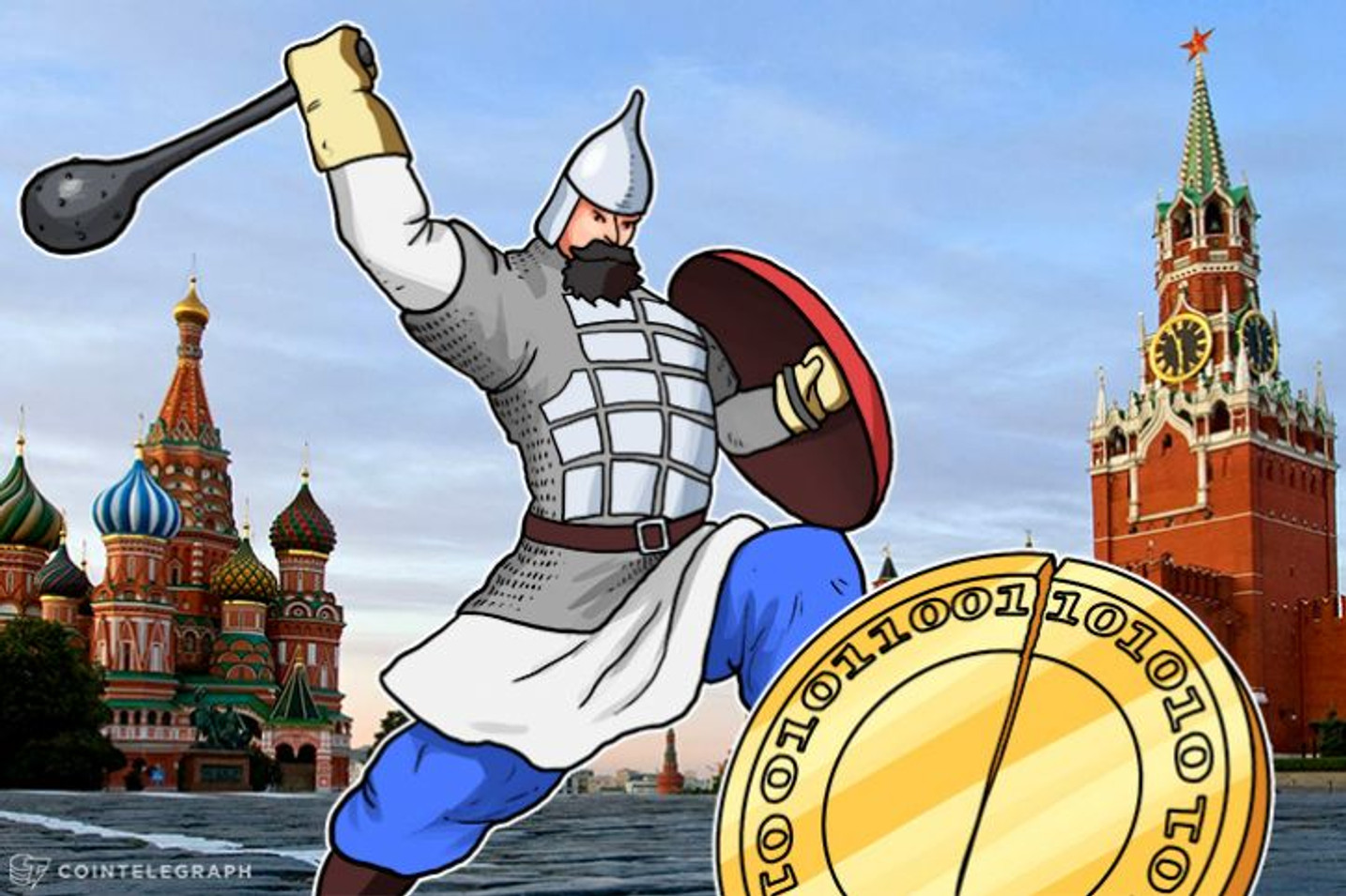 Russische Sachbearbeiter schlagen laxere ICO-Regulieren und Steuervergünstigungen für Kryptowährungen vor