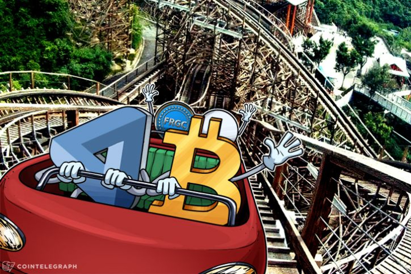 Bitcoin Price Marches Towards $1,500, Altcoins Feel The Pinch