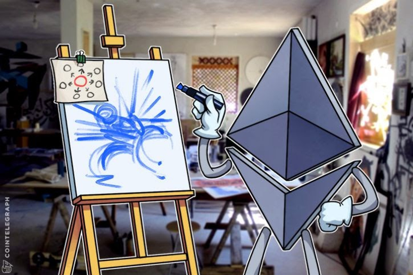 Ethereum Bogotá invita a una charla sobre diseño aplicado a blockchain