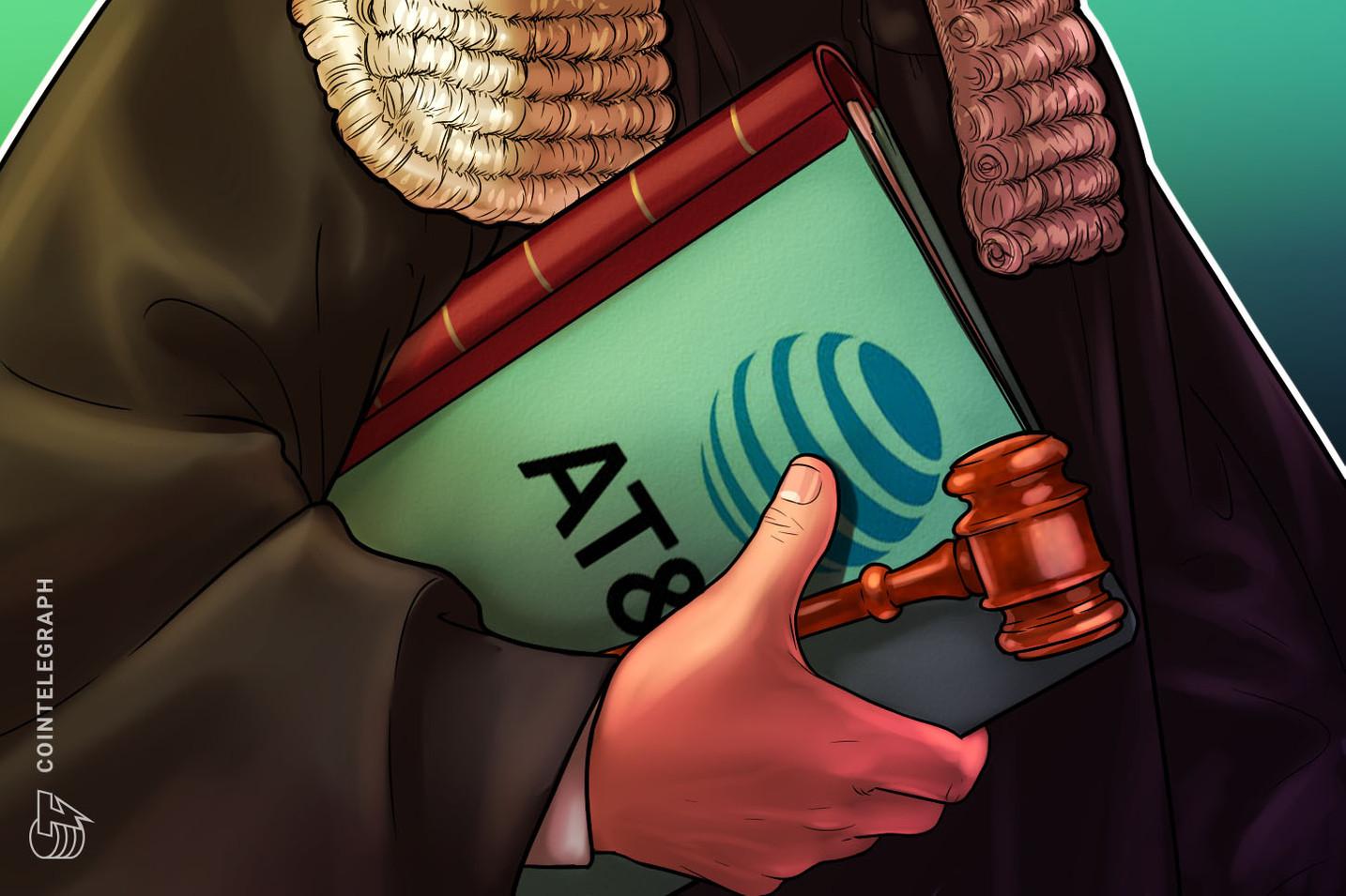 Un juez acepta la viabilidad de una demanda contra AT&T en un caso de hack de USD 24 millones