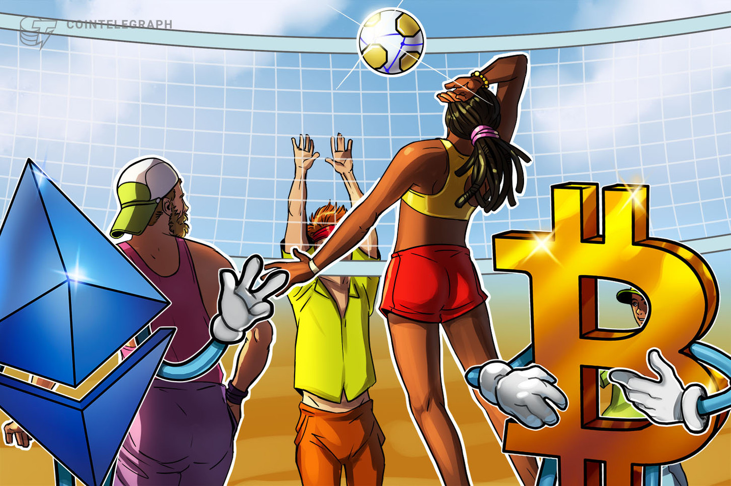 South Korean Beachgoers Can Now Use Bitcoin to Pay for Services