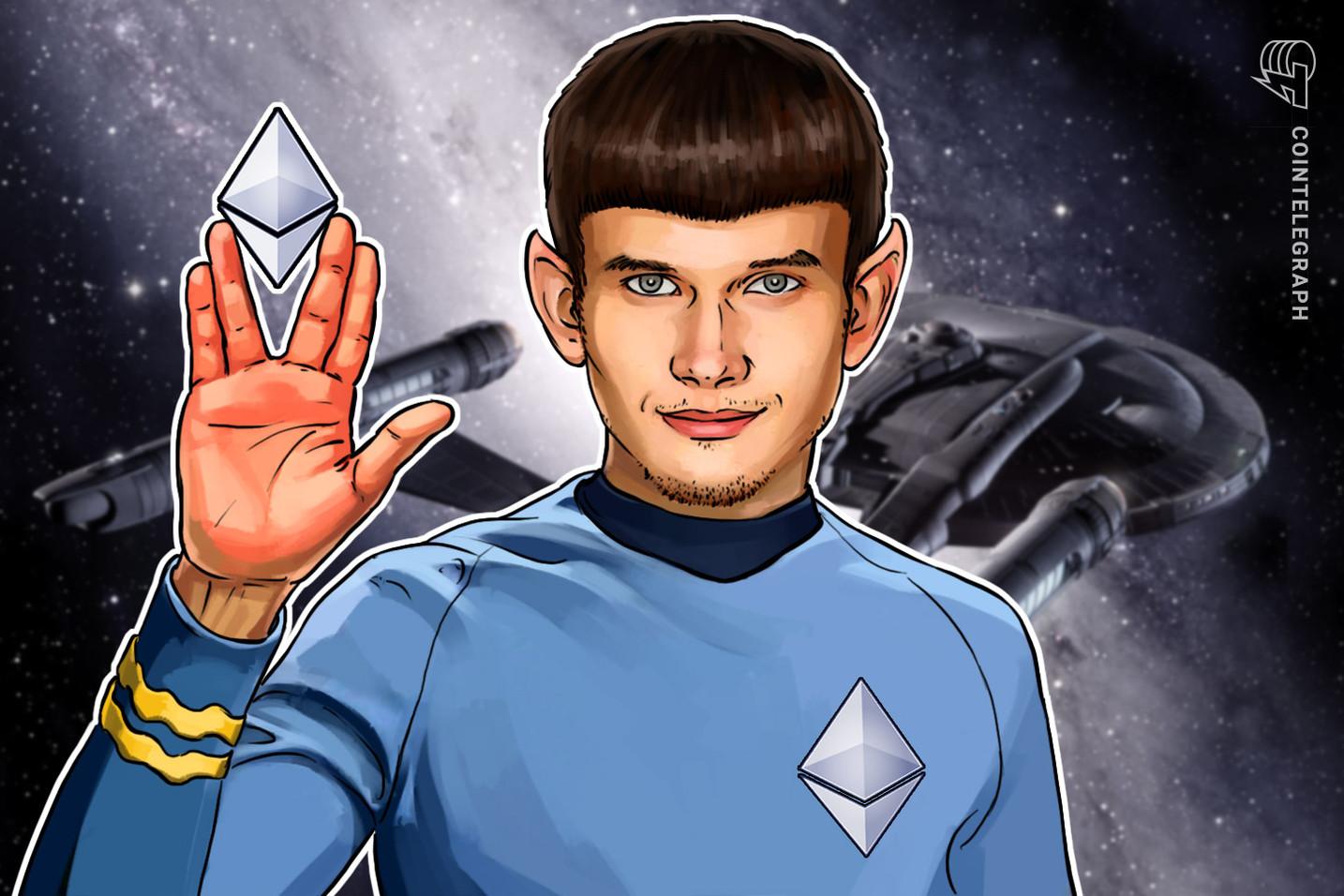 Alle Phaser auf HODL: Star Trek-Star William Shatner twittert positiv über Vitalik Buterin