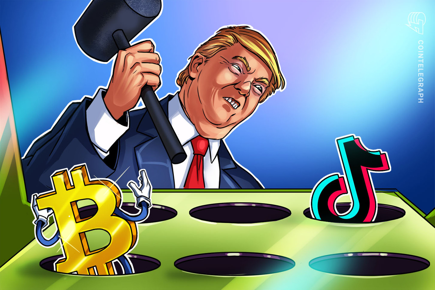 Why Trump Banning TikTok May Be a Blessing for Bitcoin Price, Adoption