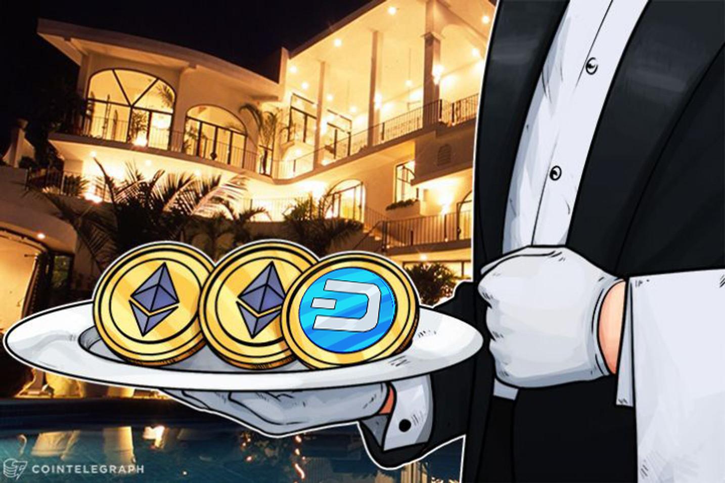 No solo Bitcoin: Ethereum alcanza los $ 750, Dash se aproxima a los mágicos $ 1,000