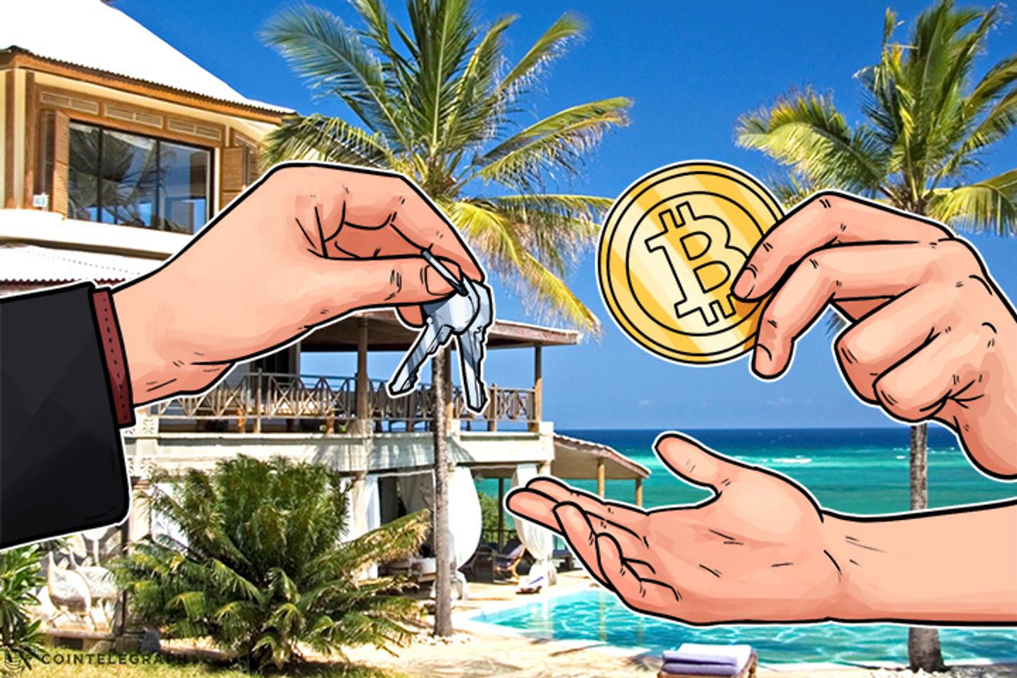 5 cidades que te permitem comprar imóveis com Bitcoin