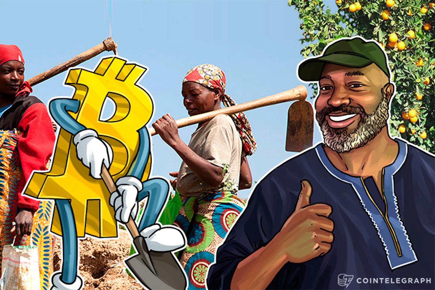 100 Zimbabwean Women Farmers Will Learn Power of Bitcoin