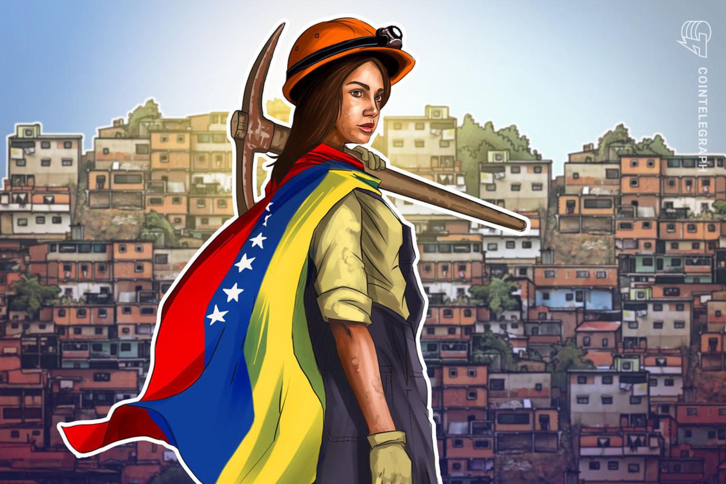 Atividades de mineração de criptomoedas passam a ser regulamentadas pelo governo na Venezuela