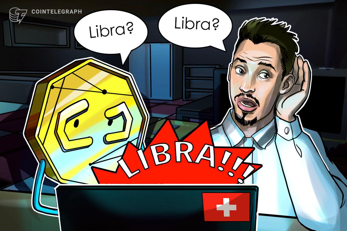 CNBC: Facebook no se ha puesto en contacto con los organismos reguladores suizos sobre el registro de Libra