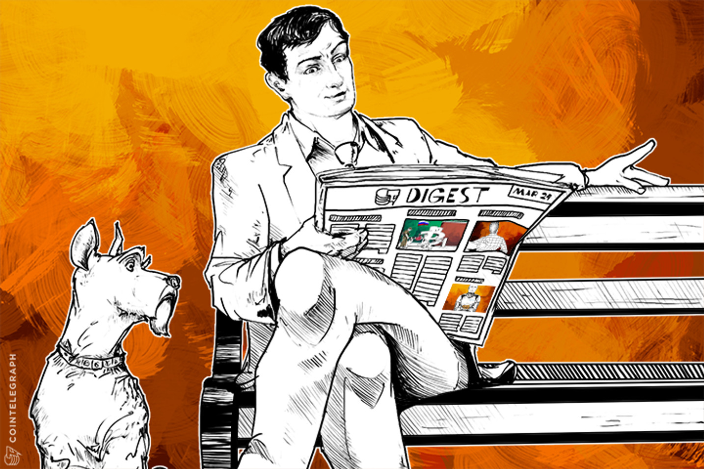 MAR 24 DIGEST: NASDAQ-Powered BTC Marketplace Announced, Russia's Anti-Bitcoin Law Confirmed for 2015
