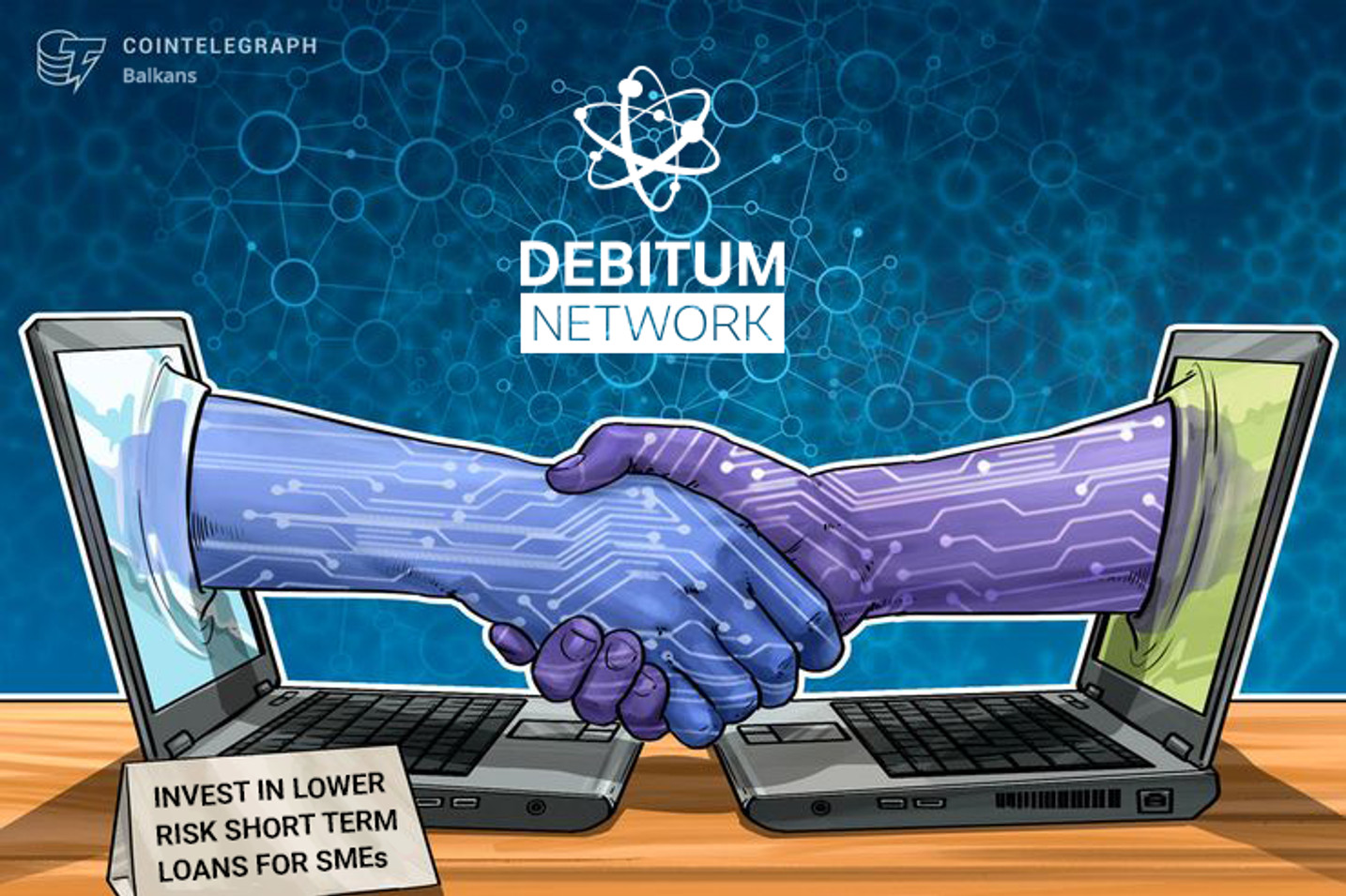 Debitum Network: kratkoročni i nisko rizični poslovni krediti za investiranje