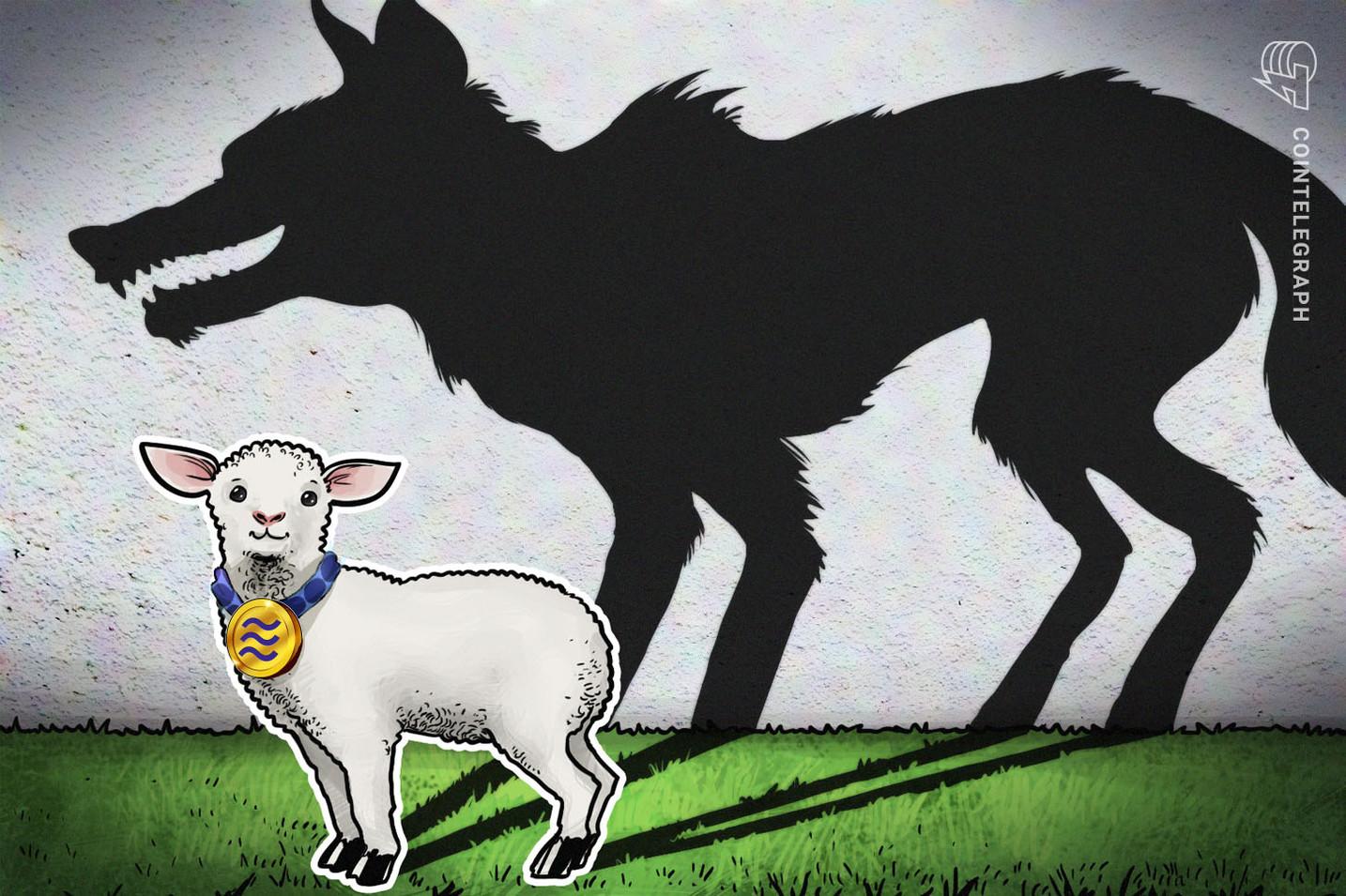 El senador Brown sobre Libra: 'Una receta para un mayor poder corporativo sobre los mercados'
