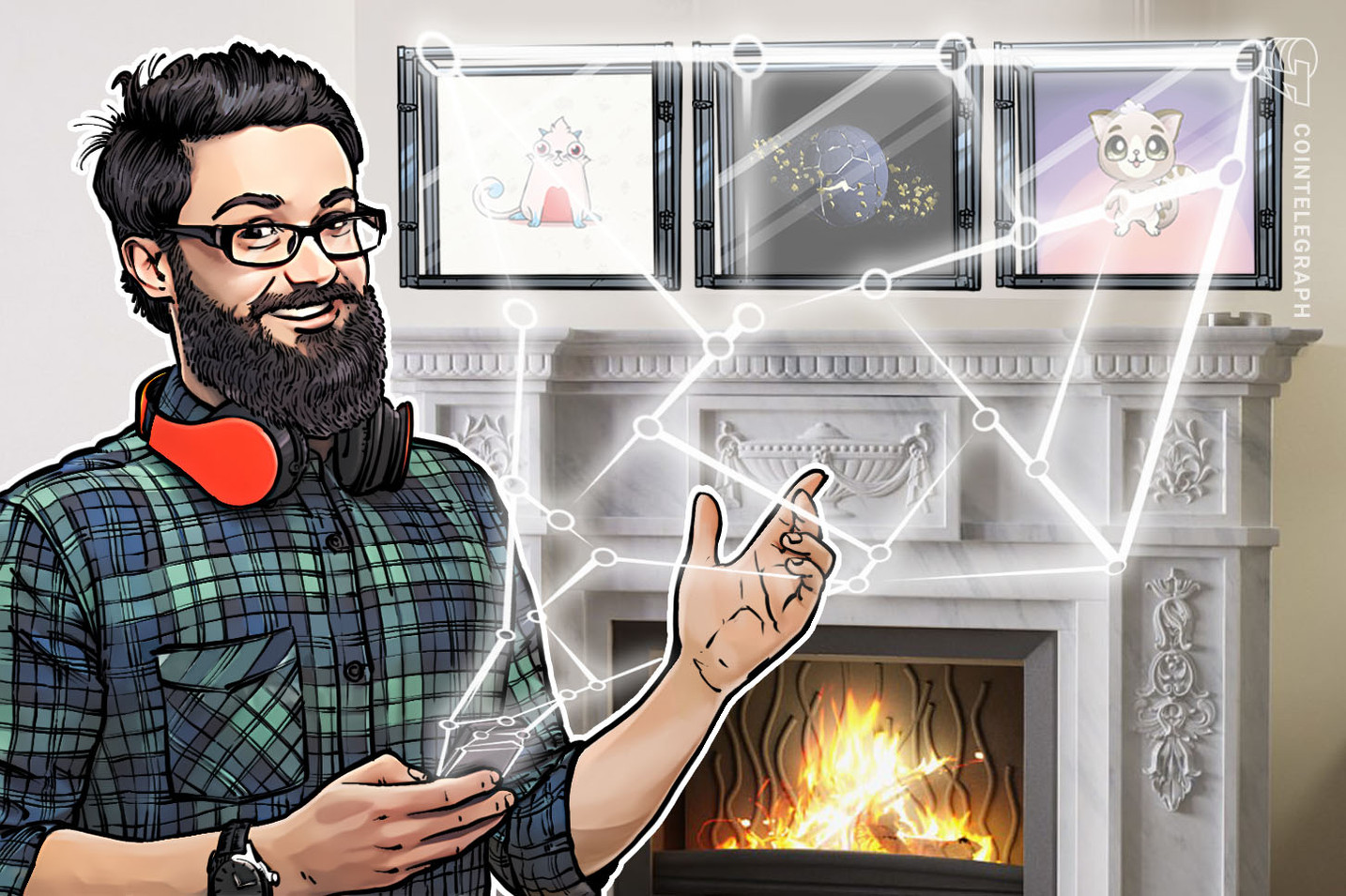 Crypto Wallet Provider Released New App to Store Collectibles and Game Assets