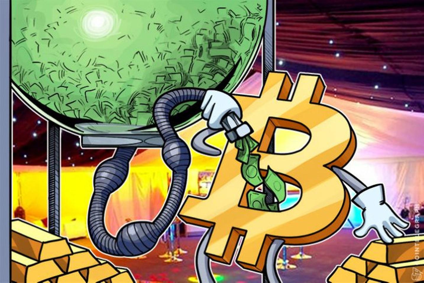 Bitcoin supera o Facebook e o Alibaba e atinge marca de R$ 190 mil no Brasil em nova alta recorde