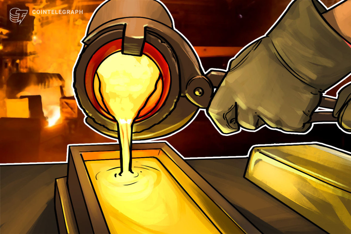 ビットコインと金(ゴールド)間のP2P取引、仮想通貨取引所パクスフルが開始