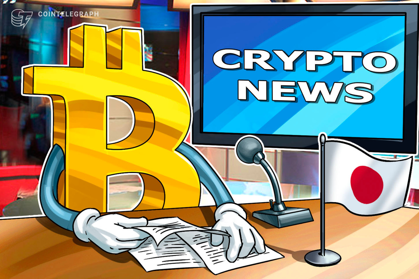 Crypto News From Japan: Oct. 21–27