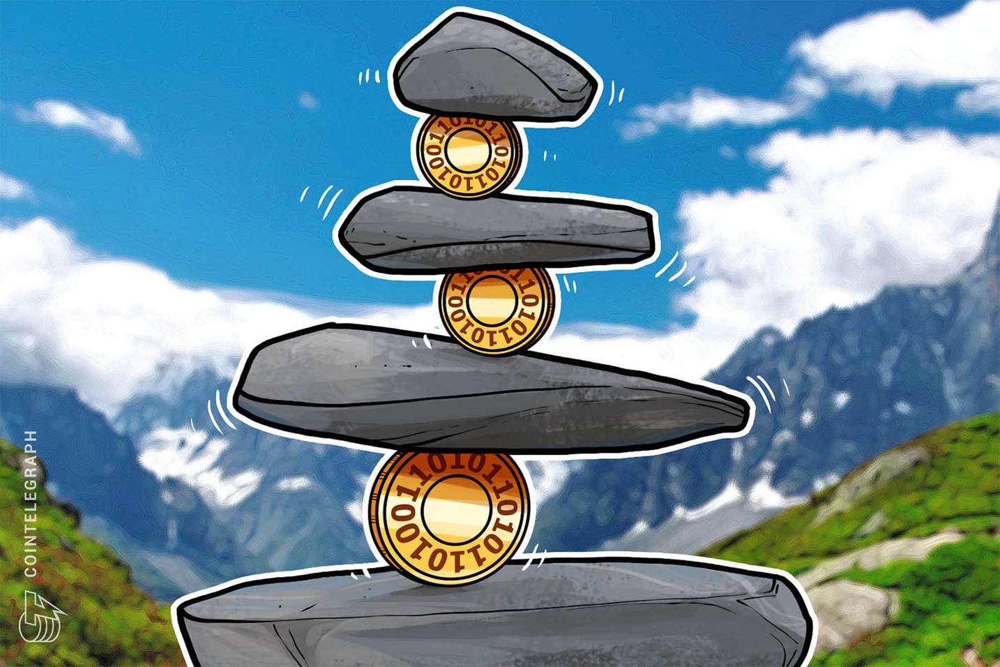 Traditionelle Märkte zu Anfang Q2 auf Rekordtief - leichtes Wachstum für Kryptomärkte