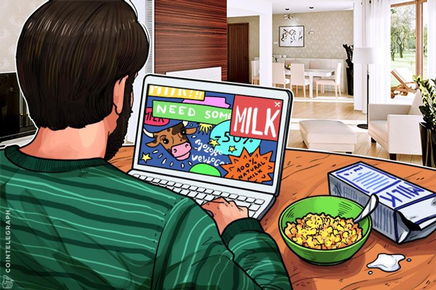 Empresa ecuatoriana se suma a IBM Food Trust para monitorear productos lácteos con blockchain
