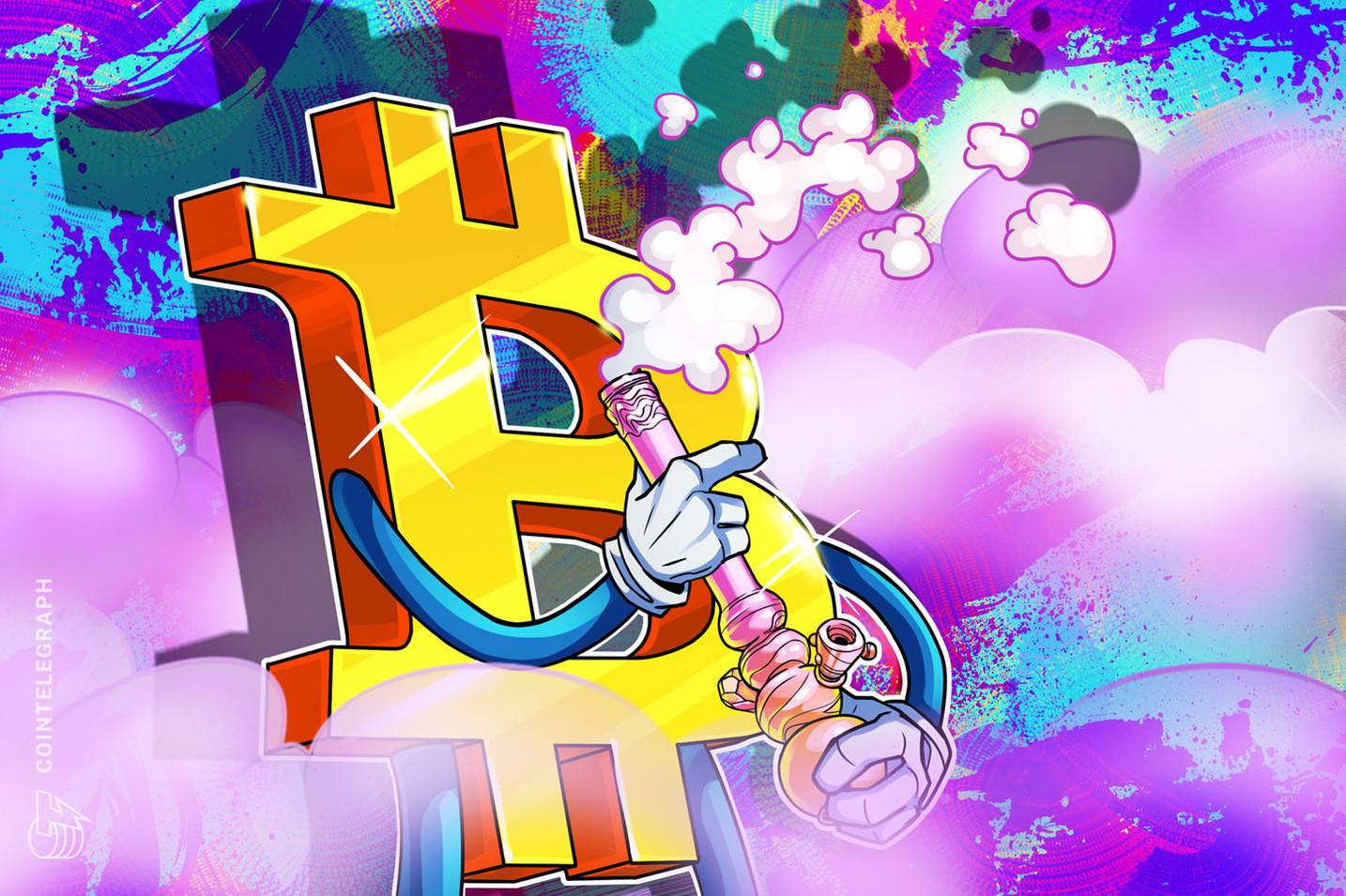 Bongs por Bitcoin: 'Mantive o negócio vivo aceitando pagamentos em BTC'