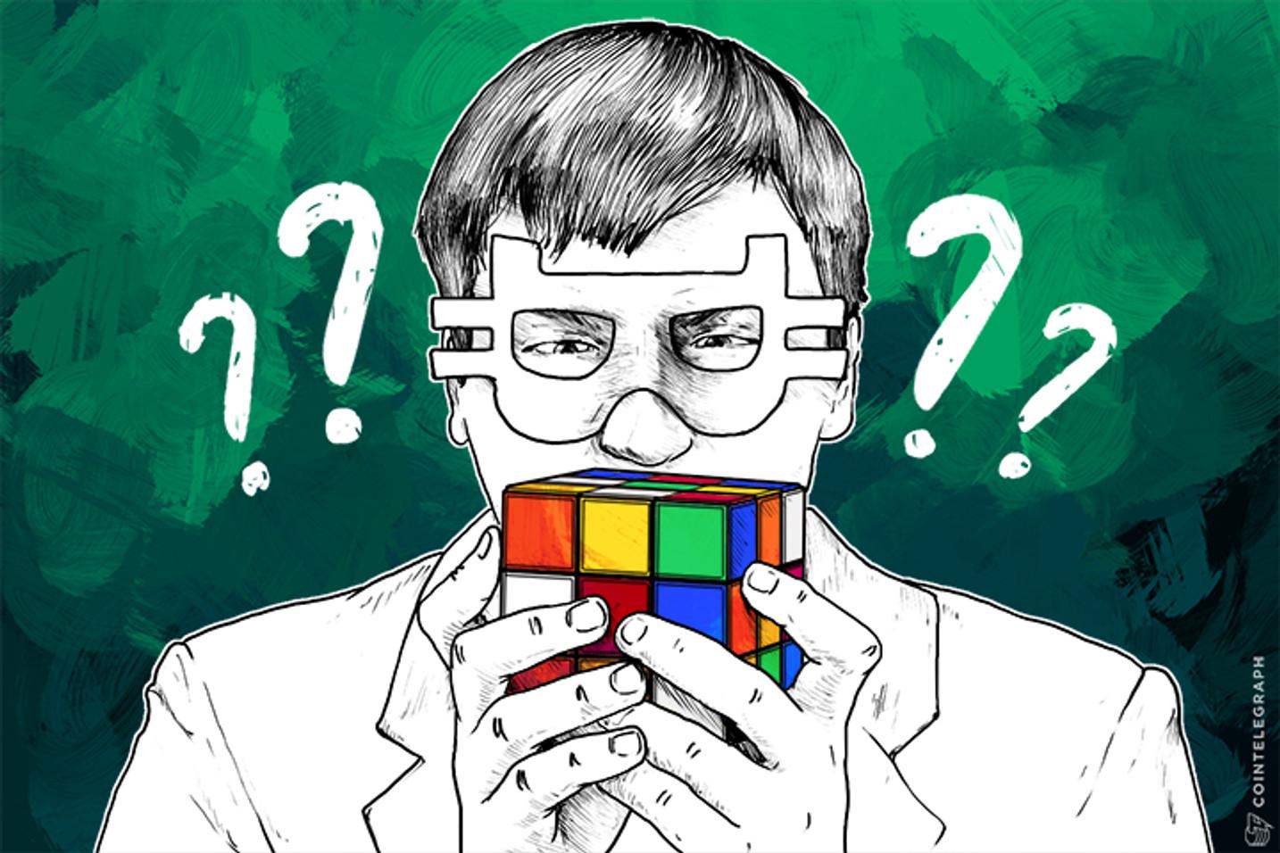 'Satoshi Was Not a Cryptographer,' Says Gavin Andresen