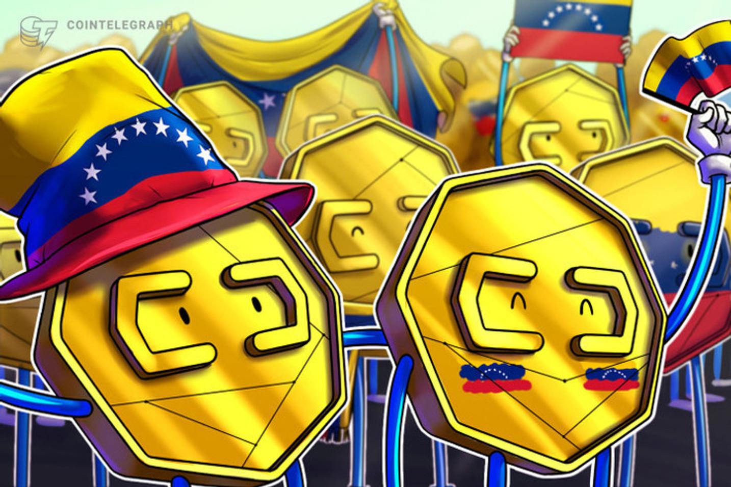 Venezuela será tema de discusión en la conferencia aniversario de Binance