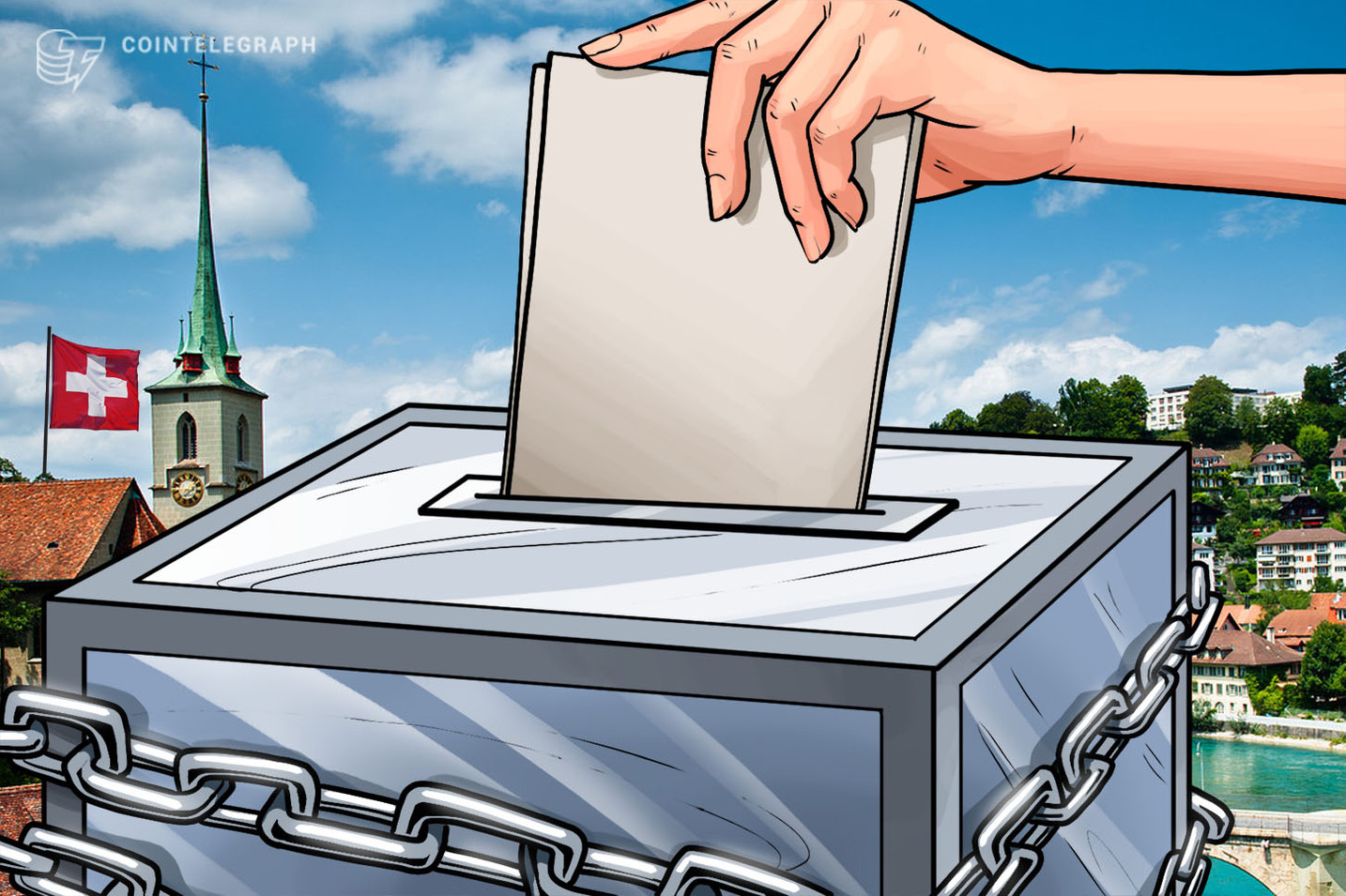 Zug's Head of Comms Calls City Blockchain Voting Test a 'Success', Despite Low Turnout
