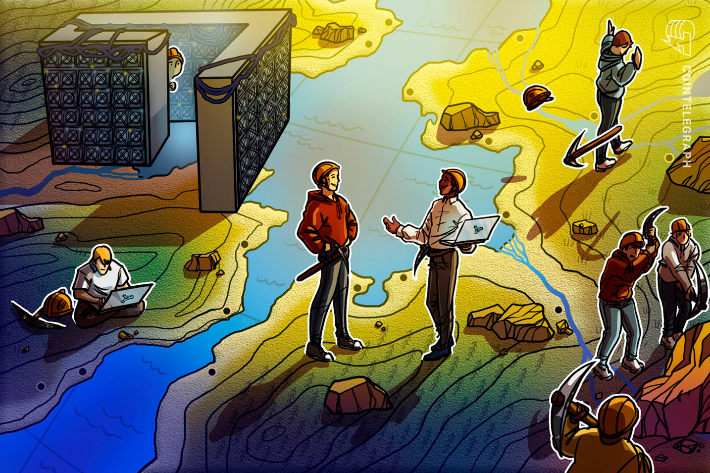 Exclusive: Chinese Group Looking to Buy One of Latin America's Largest Bitcoin Mines