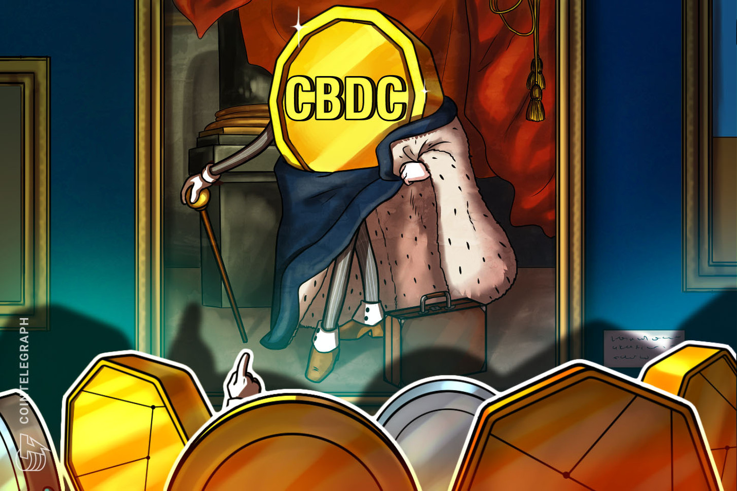 Decred Co-Founder: CBDCs Can Facilitate Crony Capitalism