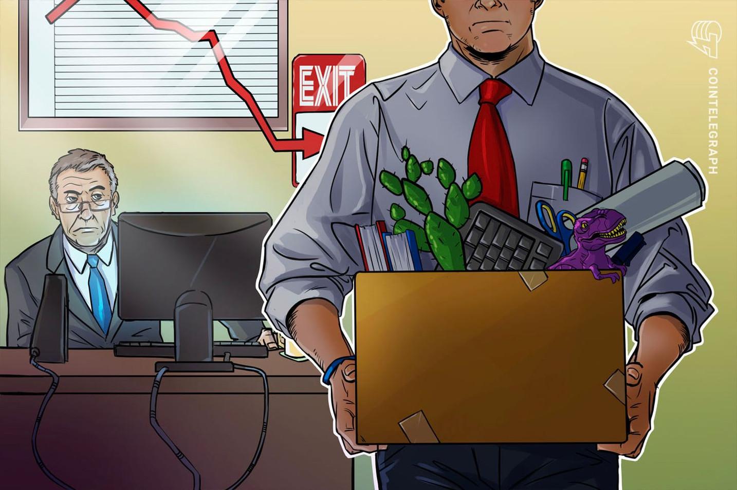 仮想通貨の悪材料一つ減る? 「米コンセンシス解雇は1割以下でサポートスタッフのみ」