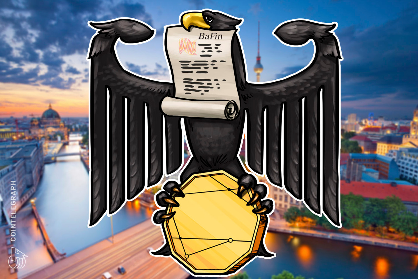 German Regulator Flags Crypto Broker for Operating Without License