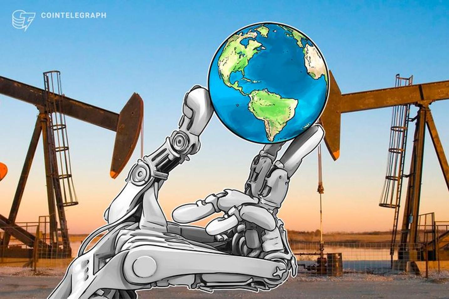 Blockchain pode liderar investimentos de US$ 20 bilhões da indústria gás e petróleo em cibersegurança até 2023, diz pesquisa