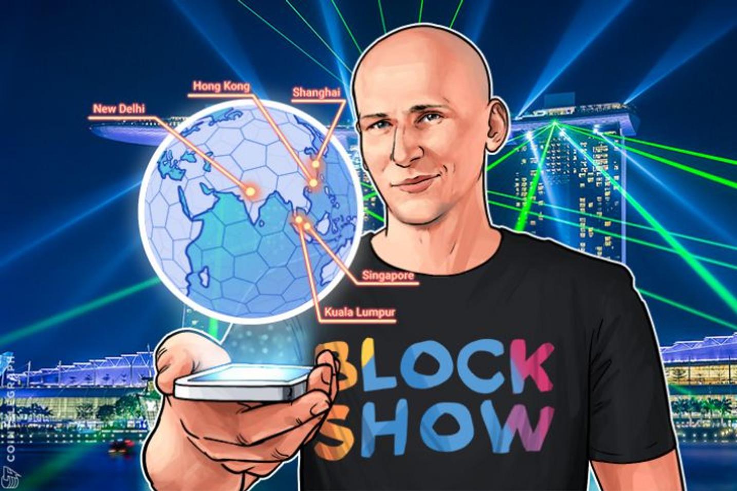BlockShow Asia revela: cómo cambiará VeChain el mercado de lujo