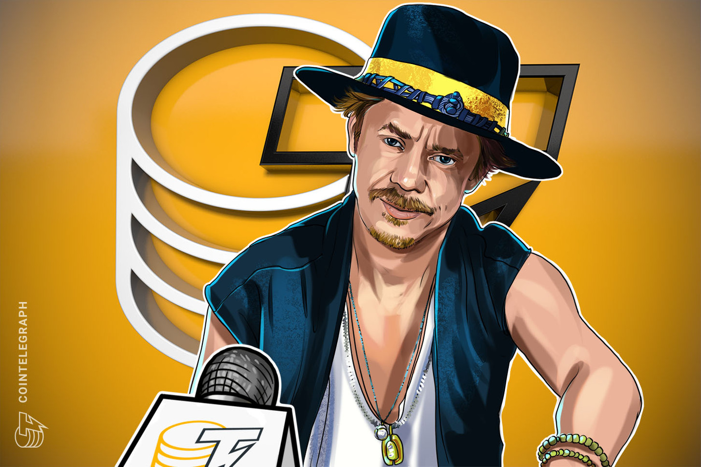 'You Don't Have to Win to Become President': Candidate Brock Pierce