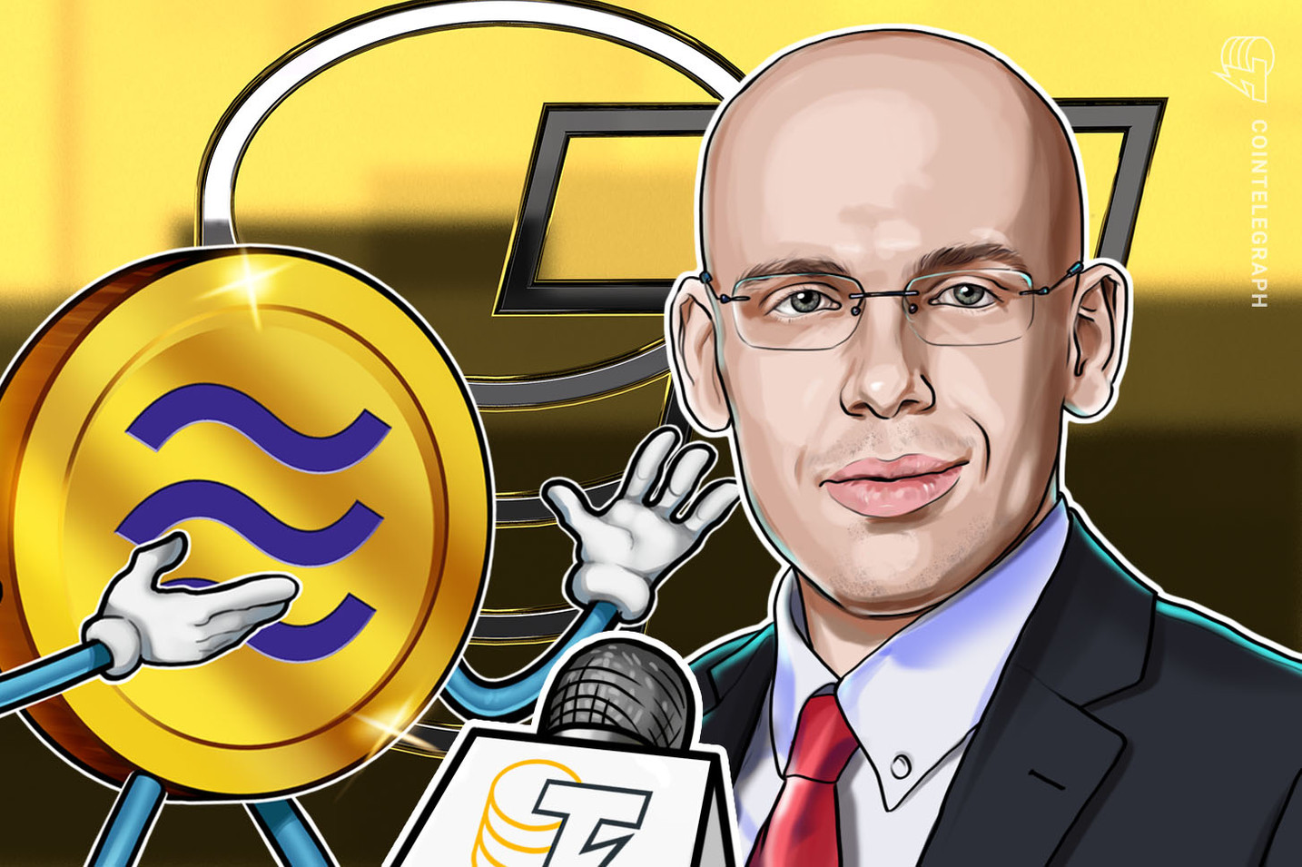 Fabian Schär von der Uni Basel: Facebook Libra kann für Zentralbanken zum Problem werden
