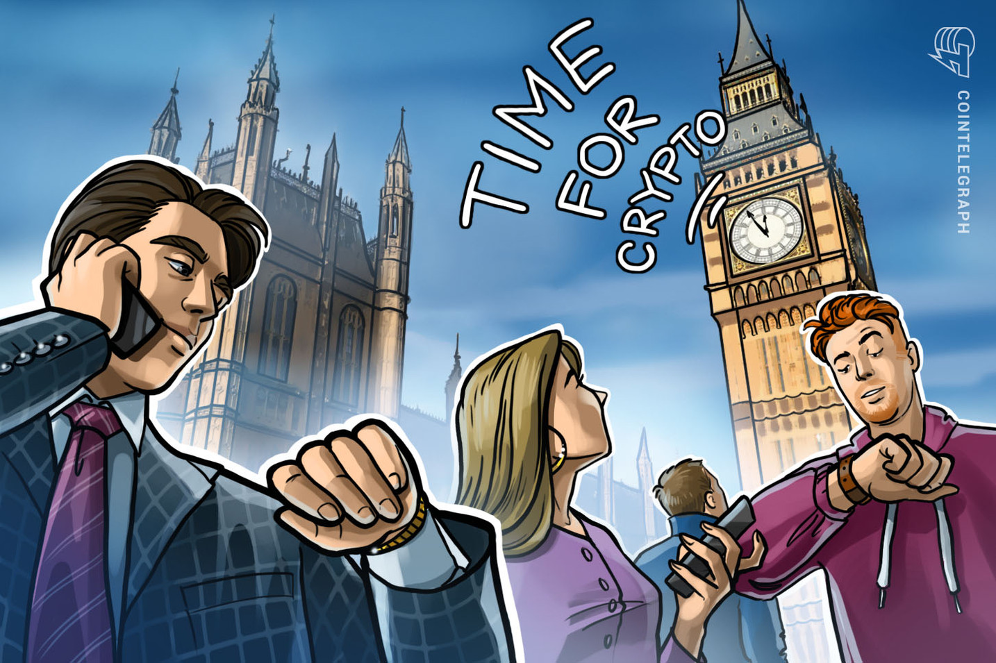 How British Financial Regulator Creates A Foundation For UK Cryptocurrency Adoption