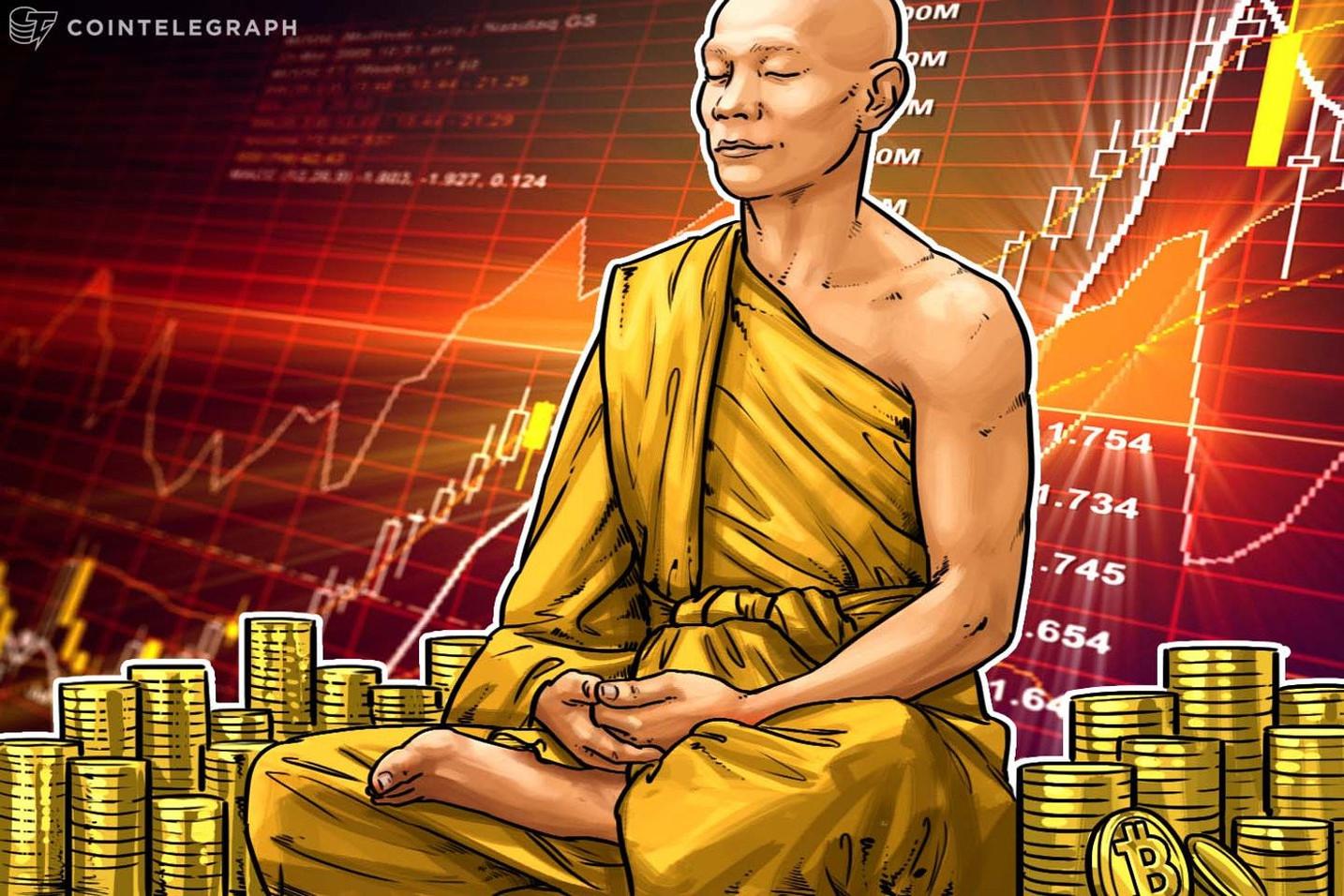 仮想通貨ビットコイン暴落から1週間 「売り圧力は和らぐ」=チェイナリシスの新データ