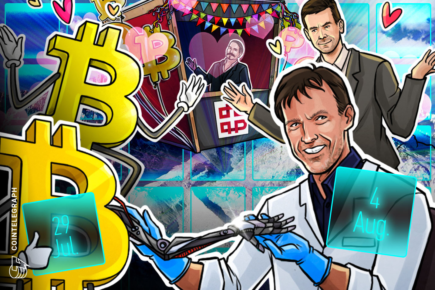 Hodler's Digest, July 29 – Aug. 4: Facebook's Libra Confession, US Urged to Lead Way on Crypto