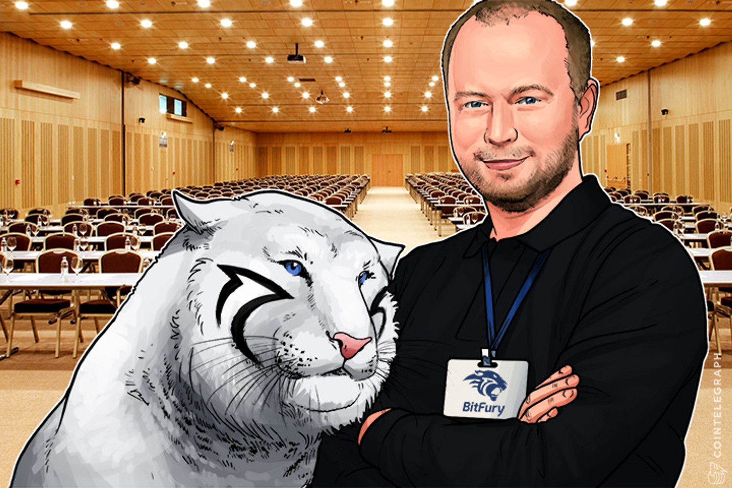 Exclusive Interview with BitFury CEO: Bitcoin Mining, Blockchain, SegWit & More