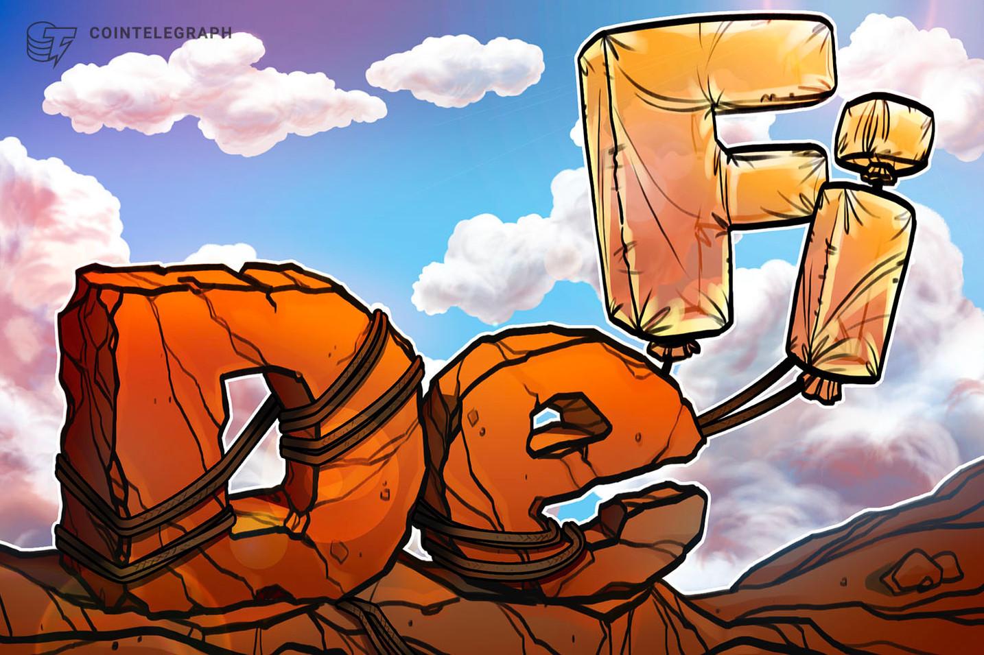Bitcoin permanece abaixo dos US$ 11 mil enquanto o mercado DeFi derrete