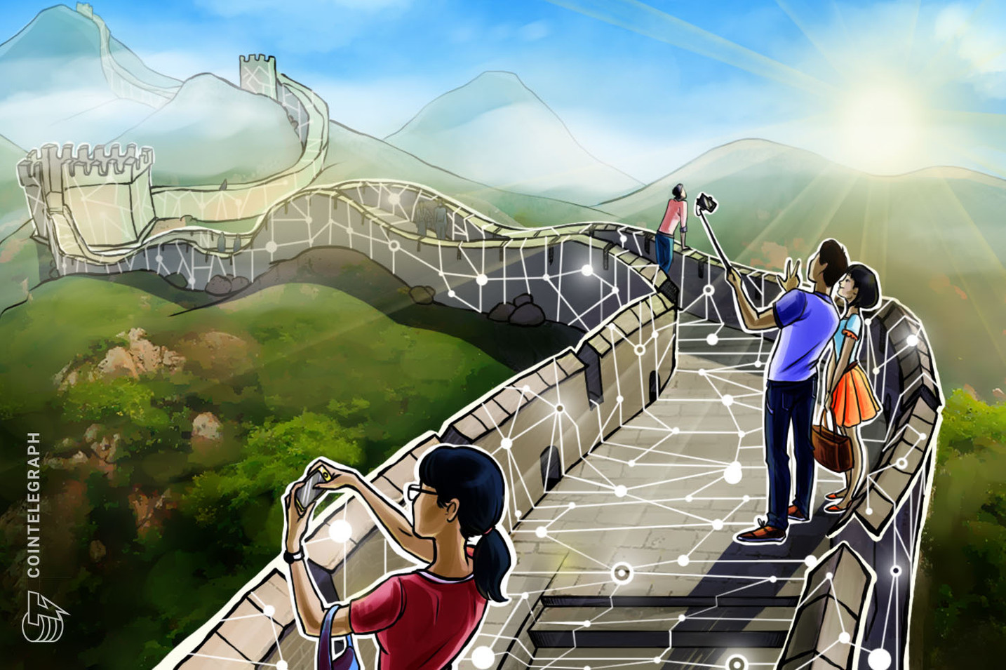 Chinese Province's Transport Upgrade Plans Will Make Full Use of Blockchain, IoT