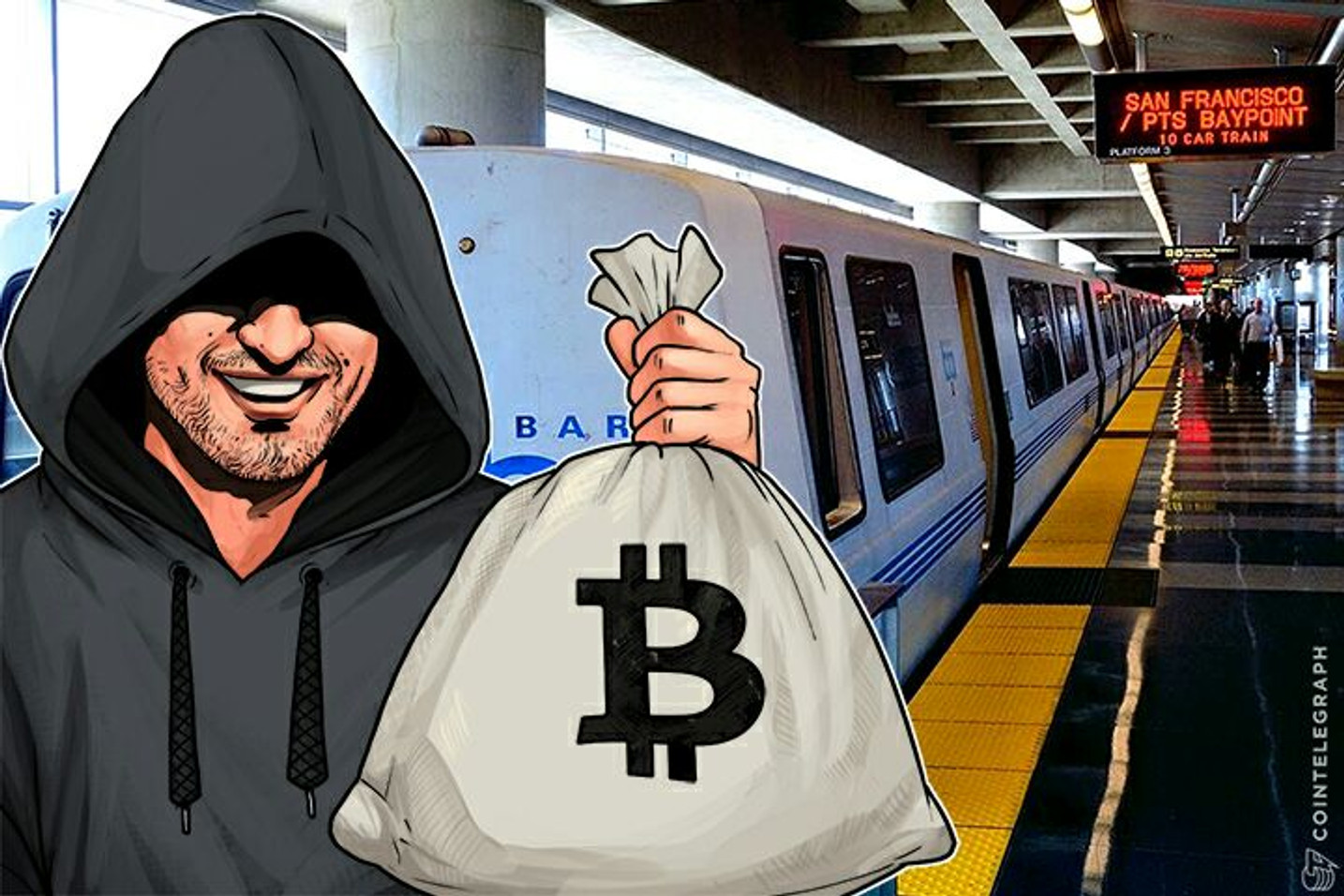 San Francisco Subway Is Free To Use After Ransomware Attack, Hackers Sought Bitcoins